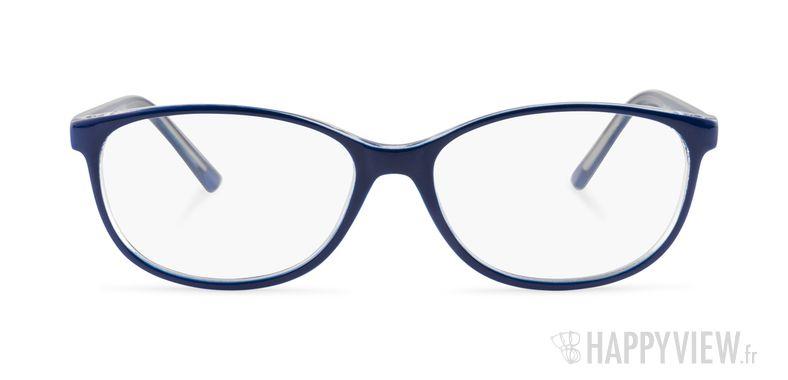 Lunettes de vue Happyview Fréjus bleu - vue de face