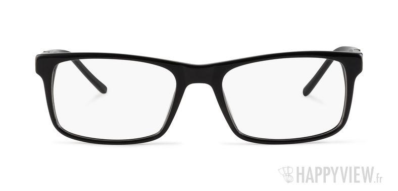 Lunettes de vue Kenzo KZ 4163 noir - vue de face