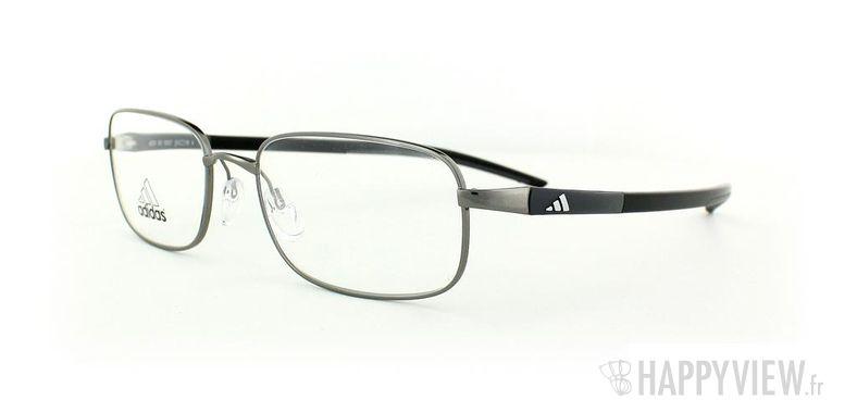Lunettes de vue Adidas Adidas A624 gris - vue de 3/4