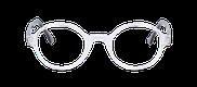Lunettes de vue Happyview ARTHUR blanc - danio.store.product.image_view_face miniature