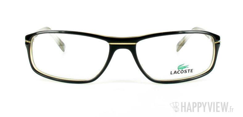 Lunettes de vue Lacoste Lacoste 12058 bleu/blanc - vue de face