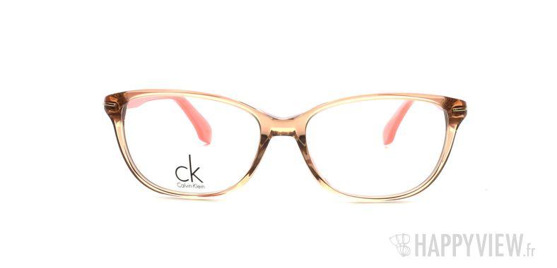 Lunettes de vue Calvin Klein Calvin Klein 5769 rose - vue de face