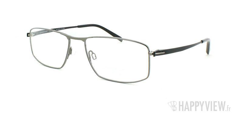 Lunettes de vue Charmant Charmant 10761Titane gris - vue de 3/4