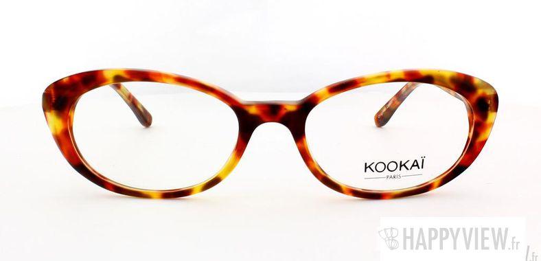 Lunettes de vue Kookaï Kookai 112 écaille - vue de face