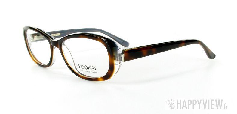 Lunettes de vue Kookaï Kookai 111 écaille - vue de 3/4