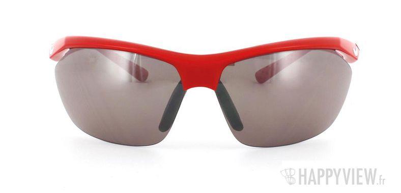 Lunettes de soleil Nike Nike Tailwind E rouge - vue de face