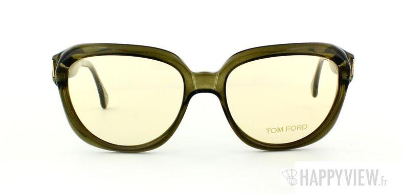 Lunettes de vue Tom Ford Tom Ford 5094 vert - vue de face