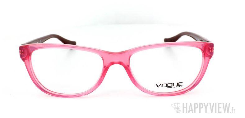 Lunettes de vue Vogue Vogue 2816 rose - vue de face