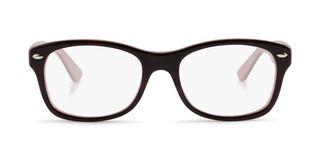 Lunettes de vue Ray-Ban RB RY1528 Junior noir/rose