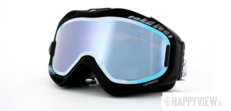 Lunettes de soleil Uvex Uvex Uvision Take Off (Par dessus vos lunettes) L bleu/noir - vue de 3/4
