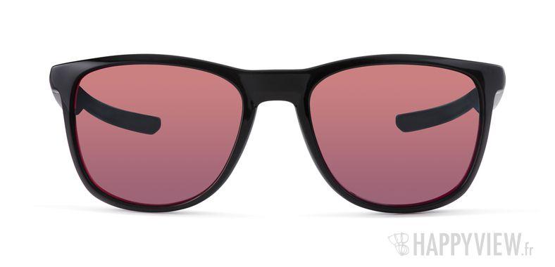 Lunettes de soleil Oakley Trillbe X noir - vue de face