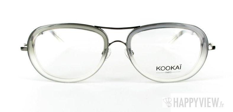 Lunettes de vue Kookaï Kookai 107 gris - vue de face