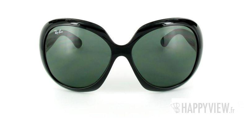 Lunettes de soleil Ray-Ban Ray-Ban Jackie OHH II RB4098 noir - vue de face