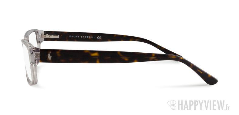 Lunettes de vue Polo Ralph Lauren PH 2065 gris - Vue de côté
