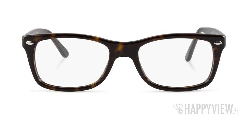 Lunettes de vue Ray-Ban RX 5228 écaille - vue de face