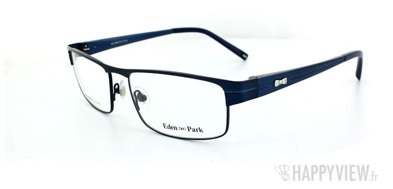 Lunettes de vue Eden Park Eden Park 3554 Magnésium bleu - vue de 3/4