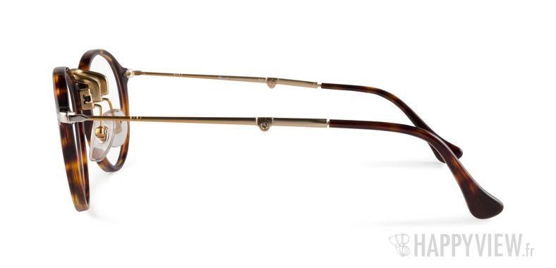 Lunettes de vue Persol PO 3075VM Pliante écaille - vue de côté
