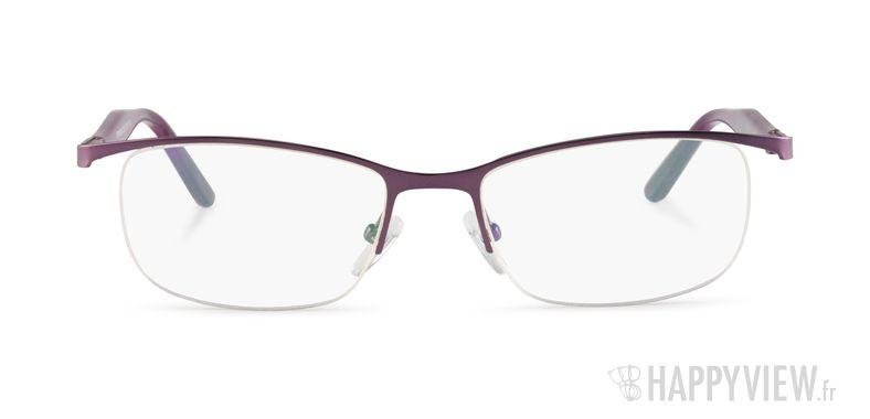Lunettes de vue Happyview Kipling violet - vue de face