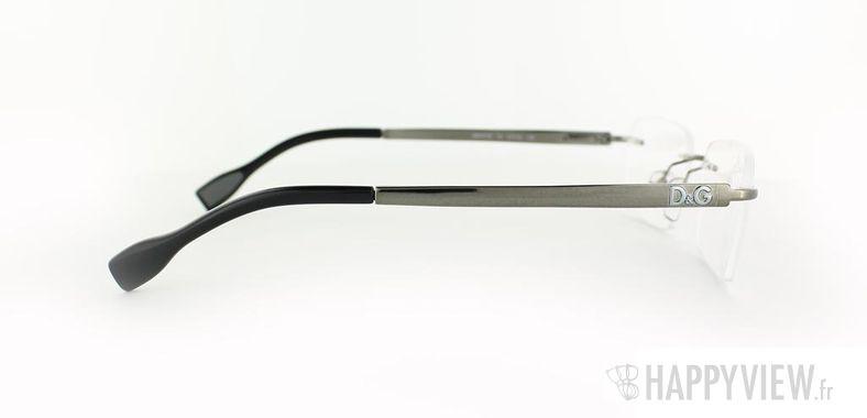 Lunettes de vue Dolce & Gabbana D&G 5106 gris - vue de côté
