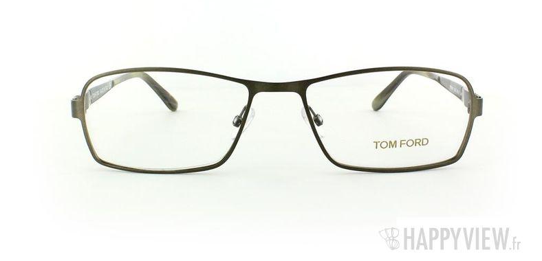 Lunettes de vue Tom Ford Tom Ford 5111 gris - vue de face
