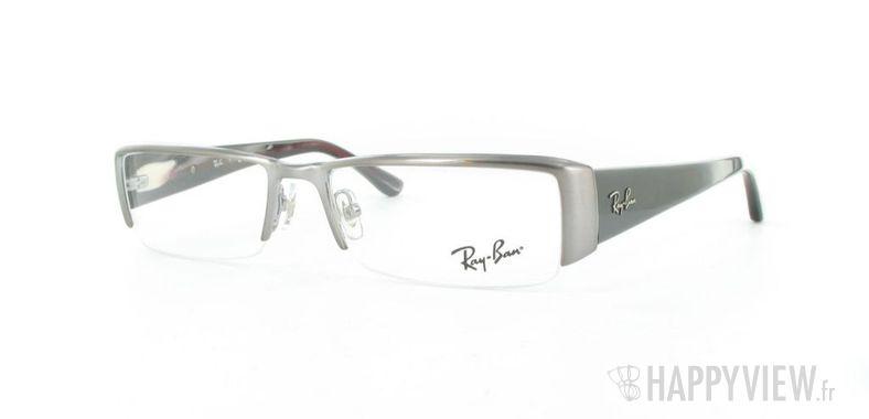 Lunettes de vue Ray-Ban Ray-Ban RX6151 gris - vue de 3/4