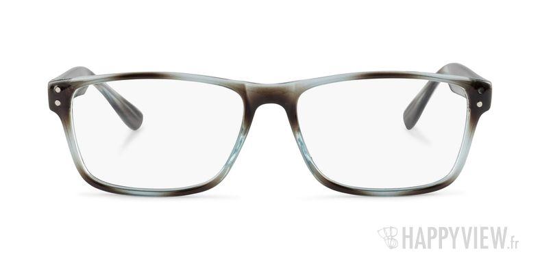 Lunettes de vue Happyview Chelles bleu/marron - vue de face