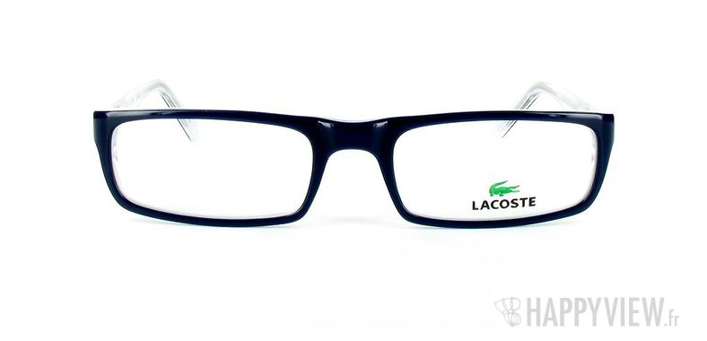 Lunettes de vue Lacoste Lacoste 12009 bleu - vue de face