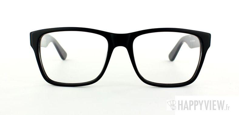 Lunettes de vue Happyview Cluny noir - vue de face
