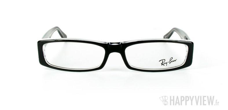 Lunettes de vue Ray-Ban Ray-Ban RX5094 noir - vue de face