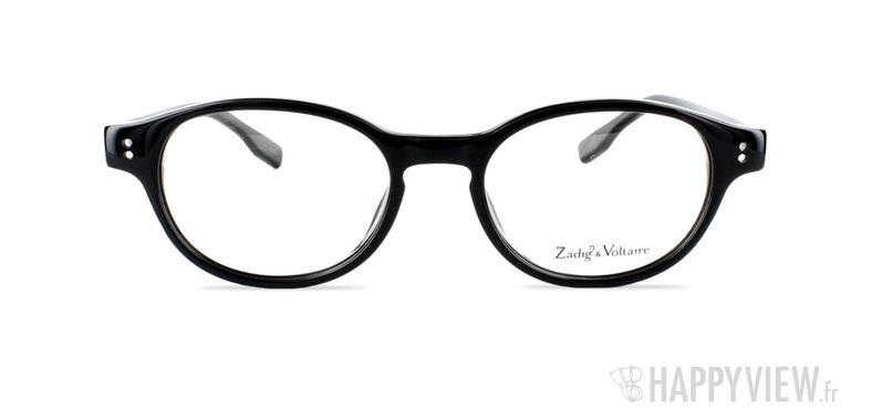 Lunettes de vue Zadig&Voltaire Zadig&Voltaire 3003 noir - vue de face