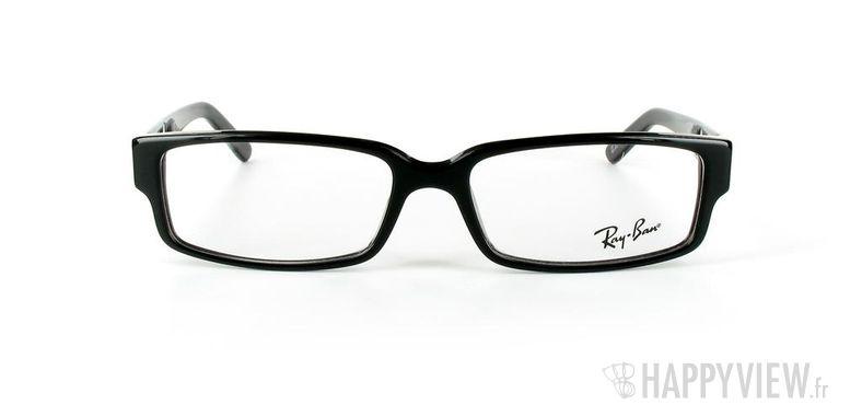 Lunettes de vue Ray-Ban Ray-Ban RX5144 noir - vue de face