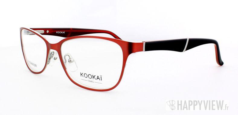 Lunettes de vue Kookaï Kookai 204 Titane rose - vue de 3/4