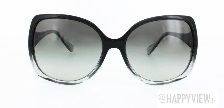 Lunettes de soleil Vogue Vogue 2695S noir/gris - vue de face
