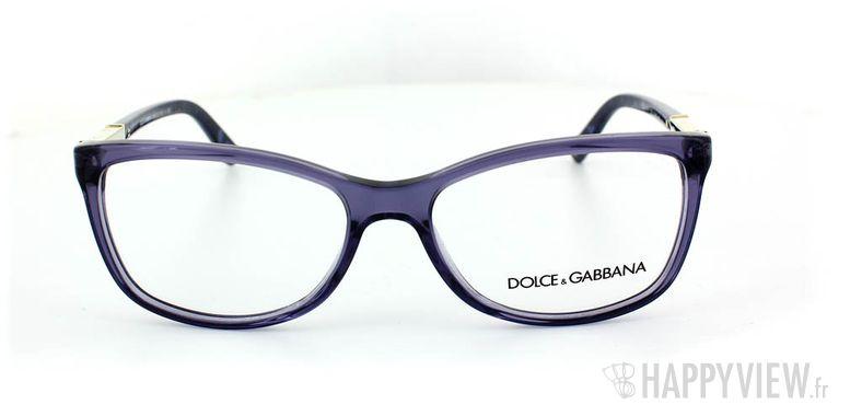 Lunettes de vue Dolce & Gabbana Dolce & Gabbana 3107 bleu - vue de face
