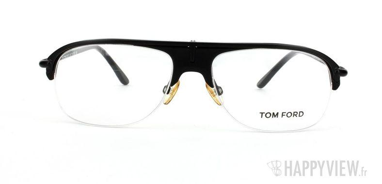 Lunettes de vue Tom Ford Tom Ford 5046 noir - vue de face