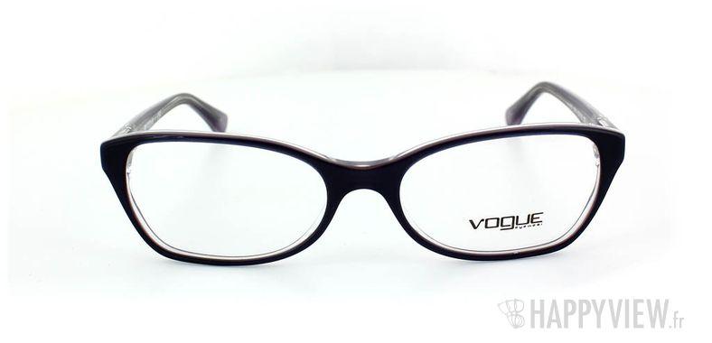Lunettes de vue Vogue Vogue 2737 bleu - vue de face