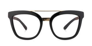 Lunettes de vue Dolce & Gabbana Dolce&Gabbana 4269 noir/doré