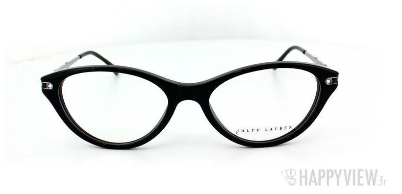 Lunettes de vue Ralph Lauren Ralph Lauren 6099B noir - vue de face