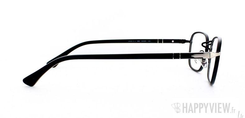 Lunettes de vue Persol Persol 2423V noir - vue de côté