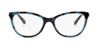 Lunettes de vue Dolce & Gabbana DG 3258 bleu/écaille