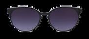 Lunettes de soleil Happyview LOUISE noir - danio.store.product.image_view_face miniature