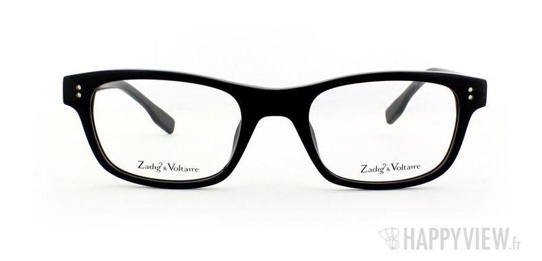 Lunettes de vue Zadig&Voltaire Zadig&Voltaire 3002 noir - vue de face