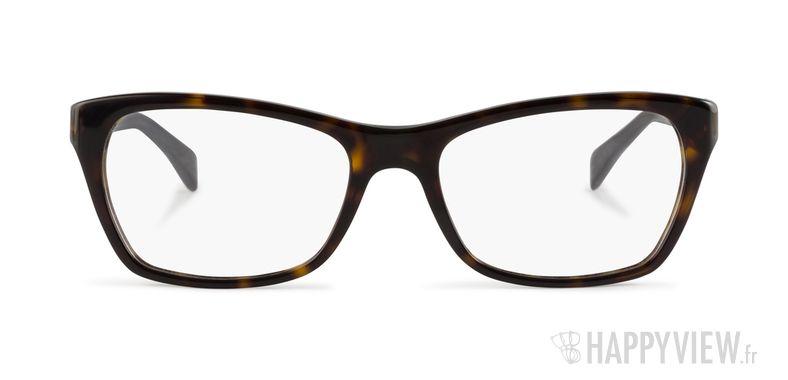 Lunettes de vue Ray-Ban RX 5298 écaille - vue de face