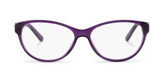 Lunettes de vue Le Temps des Cerises April violet