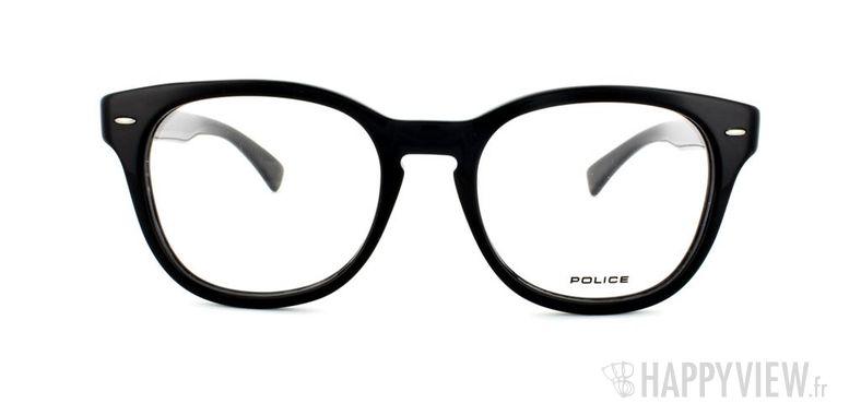 Lunettes de vue Police Police V1739 noir - vue de face