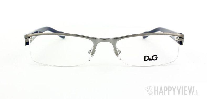 Lunettes de vue Dolce & Gabbana D&G 5095 gris - vue de face