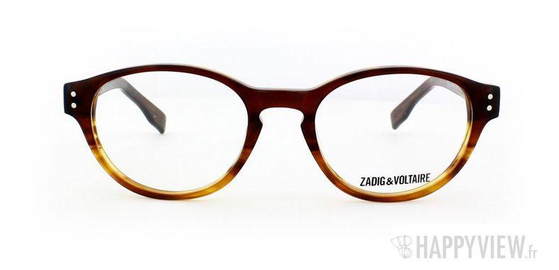 Lunettes de vue Zadig&Voltaire Zadig&Voltaire 1001 écaille - vue de face