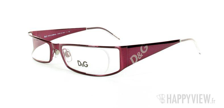 Lunettes de vue Dolce & Gabbana D&G 5003 rose - vue de 3/4