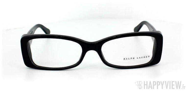 Lunettes de vue Ralph Lauren Ralph Lauren 6096 noir - vue de face