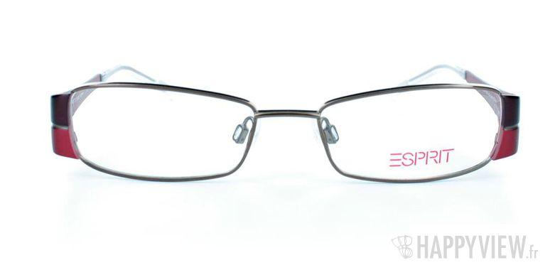 Lunettes de vue Esprit Esprit 9383 rouge/rouge - vue de face